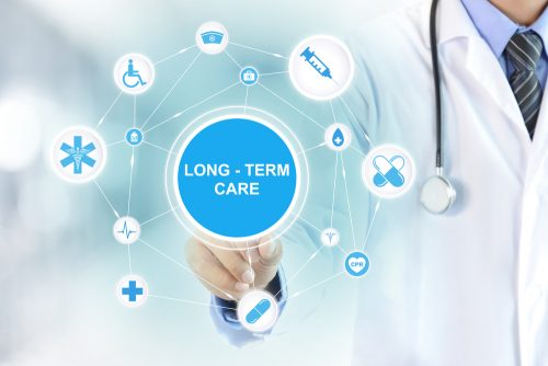 Long term care insurance Katy